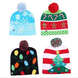 e80c5009eb464 Led Christmas Hats