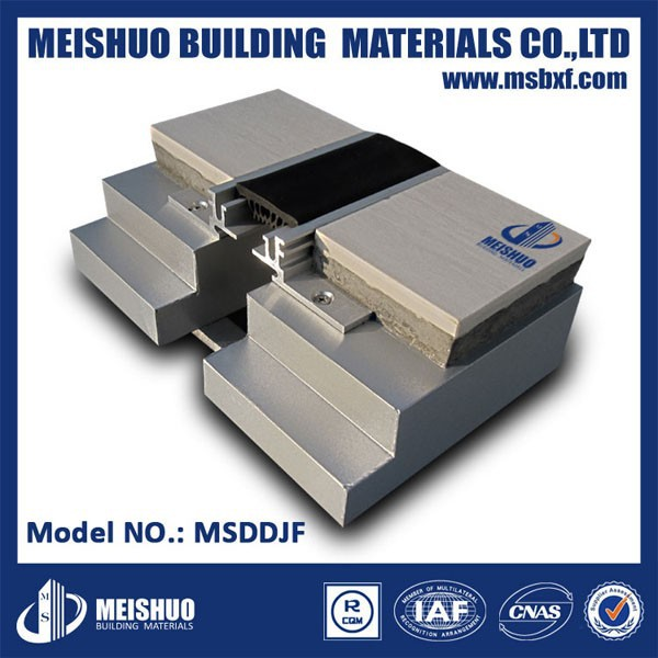 Floor rubber Mastic expansion joint in building materials