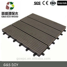 gswpc HOT !wood plastic composite wpc outdoor board/diy flooring/wpc diy deck