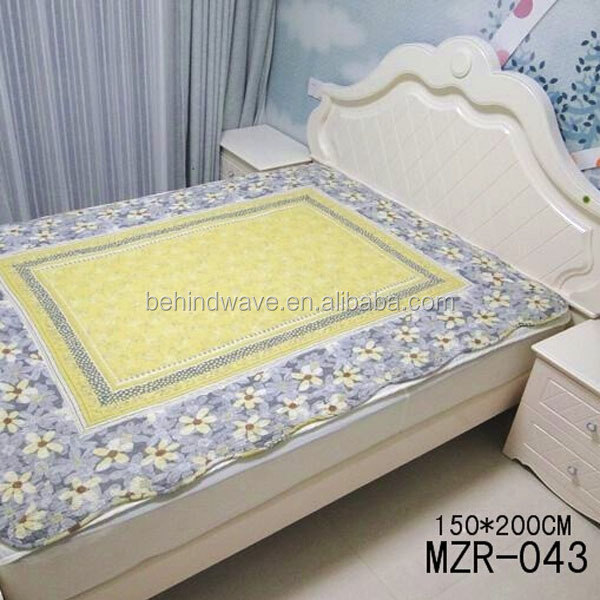 Wholesale Cotton Yellow Hospital Bed Covers