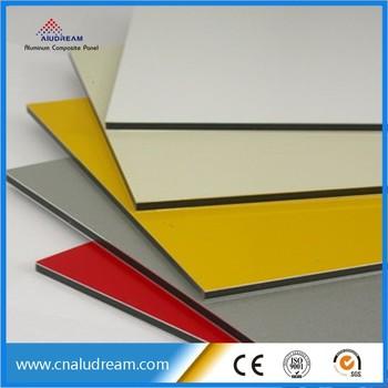 Aussen Aluminium Verbundplatte Vorhang Wandverkleidung Acp Metall