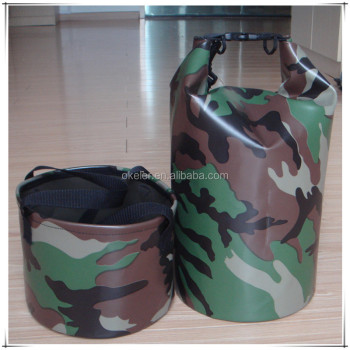 Outdoor Camping Fashion Pvc Tearproof Waterproof Dry Bags
