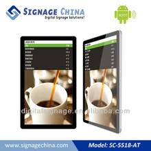 55 ''Android monitor digitale <span class=keywords><strong>tv</strong></span>