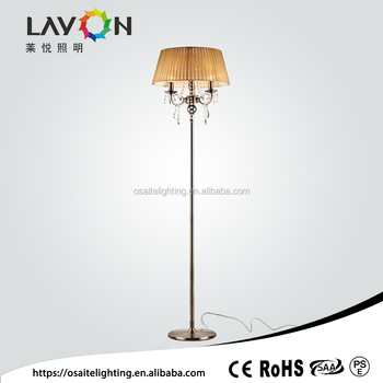 online store dbbfb c535a Classic Cordless Modern Fancy Standing Crystal Chandelier Floor Lamp - Buy  Floor Lamp,Crystal Chandelier Floor Lamp,Standing Crystal Floor Lamp ...