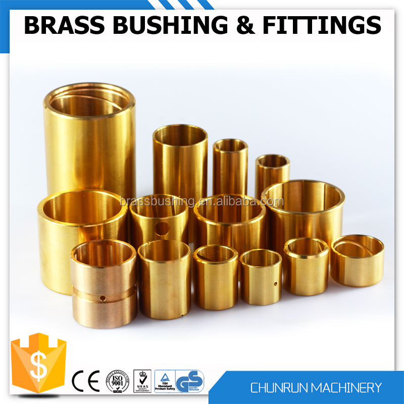 high wear resistant flanged bushings spherical oiless customized bushings