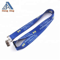 Beautiful Sayings Dye sublimation cheap rope neck lanyard for Event/Meeting/Fair