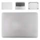 Hard Plastic Snap on Case Shell+Keyboard Cover for Macbook 13.3 Air