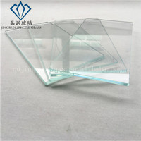China factory quartz glass sheet with low price round glass plates for window sale