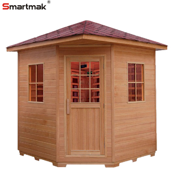 Export south africa keys backyard far infrared sauna buy for Keys backyard sauna