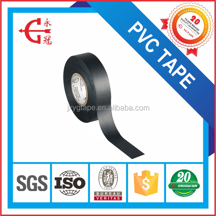 YG Brand FR insulation tape pvc insulation tape