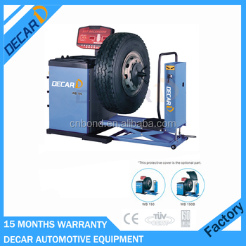 used tire machine and balancer for sale