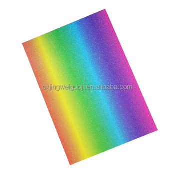 unique glitter magic color changing paper buy water