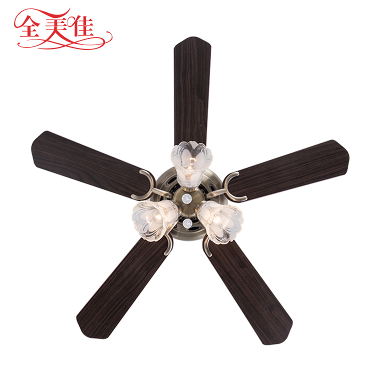 High quality 42 Inch Electric Power DC copper Motor 5 blades Pakistani Ceiling Fan in Bangladesh