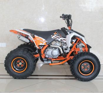 New Ce Mini Atv 125cc Auto Sports Quad