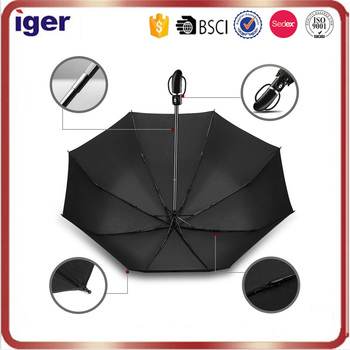 Misty Harbor Umbrella For Scooter Skeleton