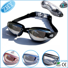 Swimming Usage and PC Lenses Material Adult swimming googles
