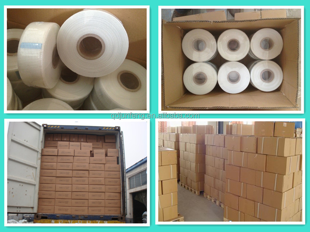 60g Self Adhesive fiberglass mesh tape for drywall
