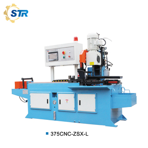 Full Automatic NC Metal Solid Bar Cutting-Off Circular Saw Machine