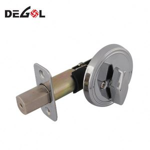 40Mm Backset Brass Polished Cylindrical Deadbolt Mortise Door Lock Body