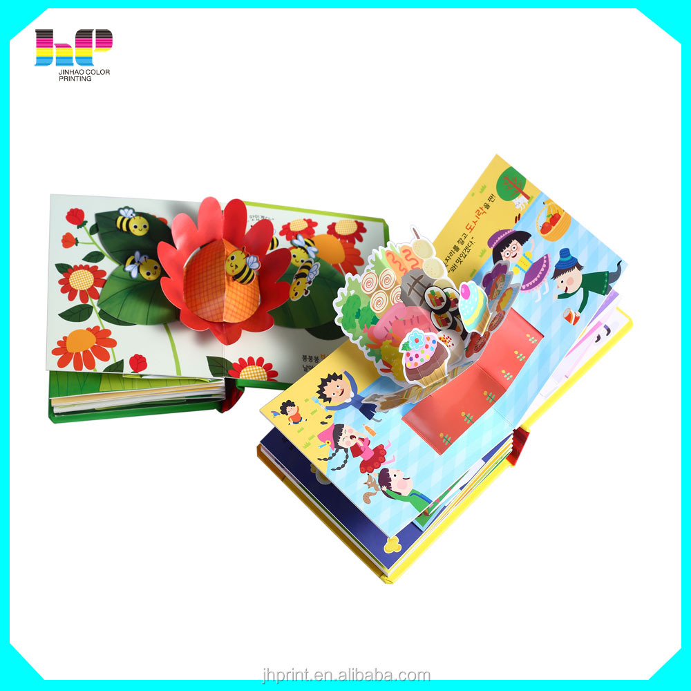Specialized printing tech children book as precious gifts China Shenzhen