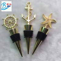 Most new design wine bottle stopper parts, make wine bottle stoppers factory