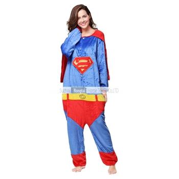 Sexy superhero pajamas
