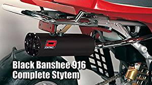 Buy DMC Complete 916 Exhaust System Banshee 350 #25452-00 in