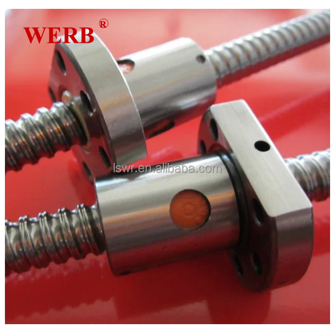 Low Price China Rolled 1605 CNC Ballscrew
