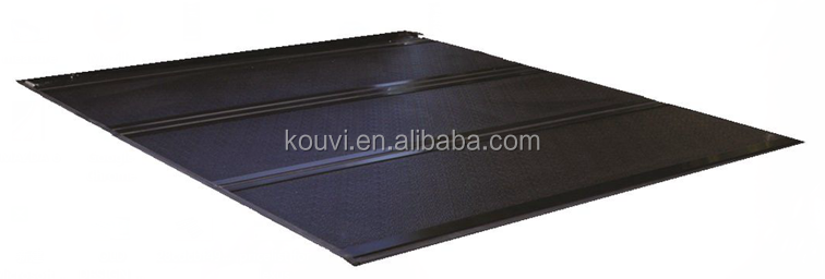 Hard trifold Lid bed cover tonneau cover toyota hilux single cab 2008