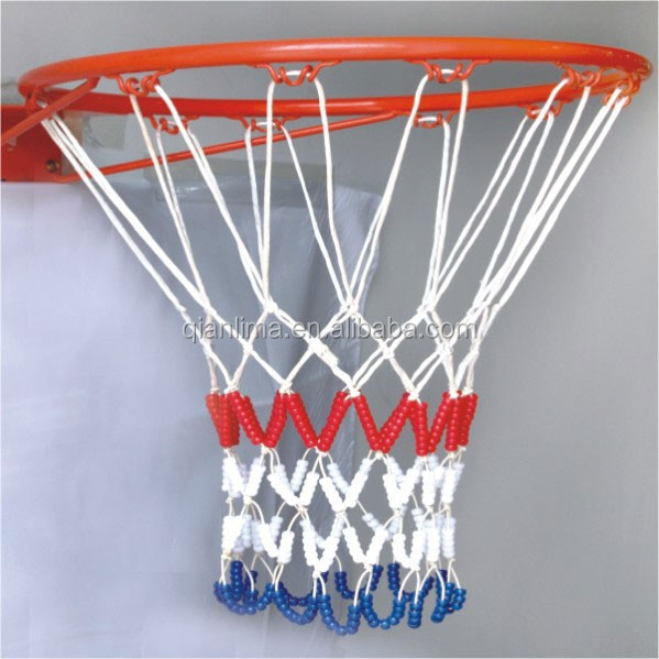 Custom and Cheap Basketball Net with Beads