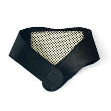 Tourmaline neck brace massage pad with neoprene material Free Size