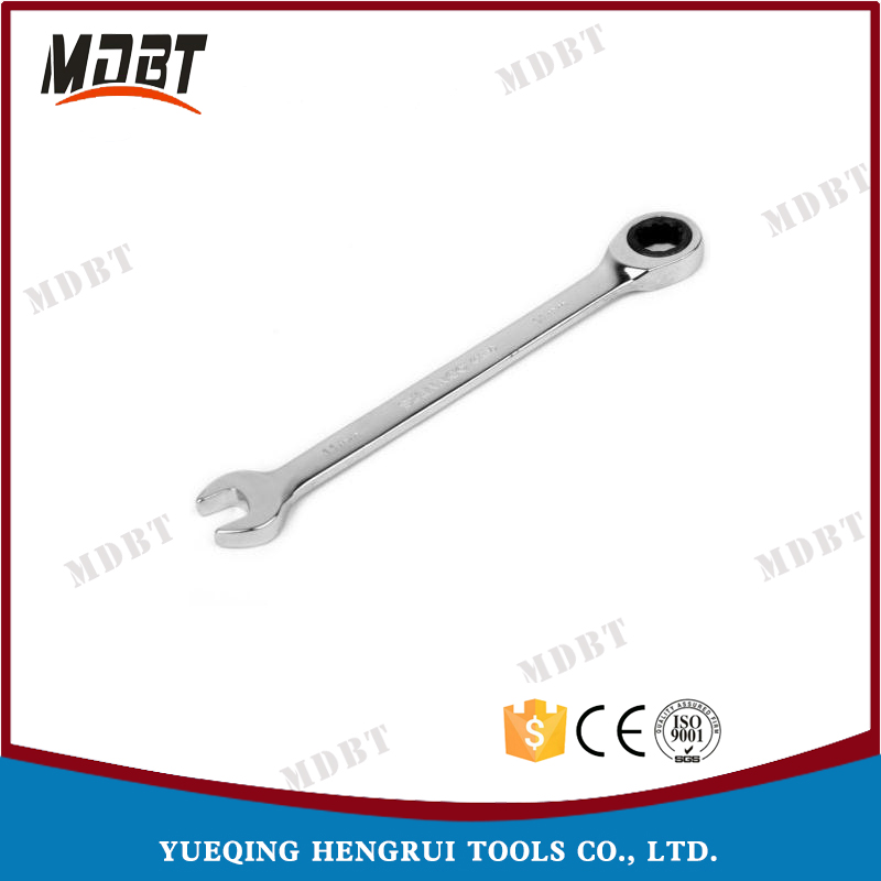 Manufacturer Supplier 25mm Reversible Flexible Head Ratchet Wrench For Electric Bike