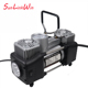 Heavy Duty Portable Auto Air Compressor DC 12V Tire Inflator Car Air Compressor Pump