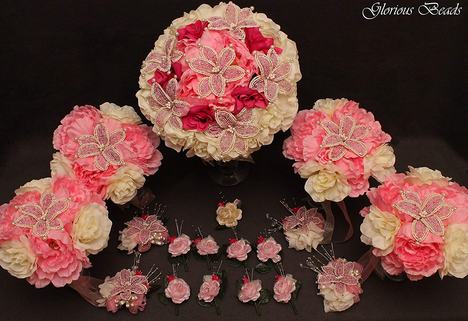 7cde8890bd5eb Cheap Flower Corsages Pink, find Flower Corsages Pink deals on line ...
