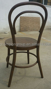 Replica michael thonet metal reception chairs stacking for Thonet replica chair