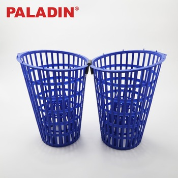 PALADIN Best Blue Plastic Bait Fishing Cages / Trap Pot Nets for Lobster Fishing in Norway