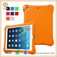 Baby Safe Kids Friendly Anti Shock Rubber Back Protective Case for iPad Air