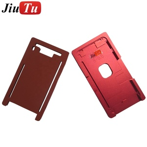 New LCD Screen Alignment Mold + OCA Vacuum Lamination Rubber Pad Sponge for iPhone 8 8 Plus