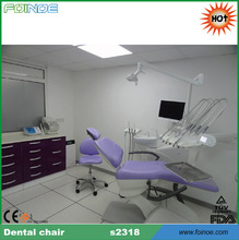 High quality S2318 CE and FDA Approved dental chair specifications