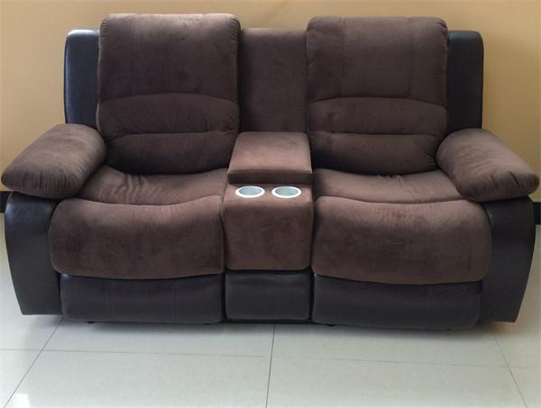 ashley leather sofa recliner6 seater recliner sofa set in purple. beautiful ideas. Home Design Ideas