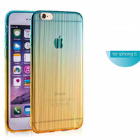 Colorful TPU Phone Cases , Candy Color Cellphone Cases , 4.7 inch Plastic Case for Apple iPhones