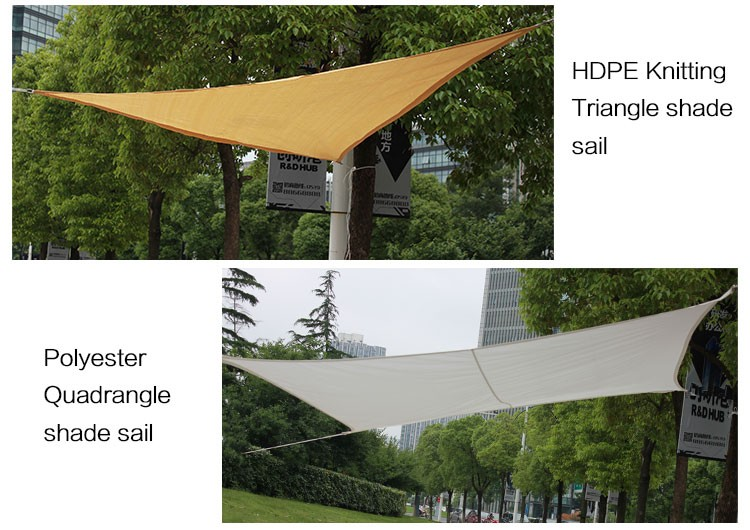 2018 factory price hot sale sun shade sail and automatic for Shade sail cost