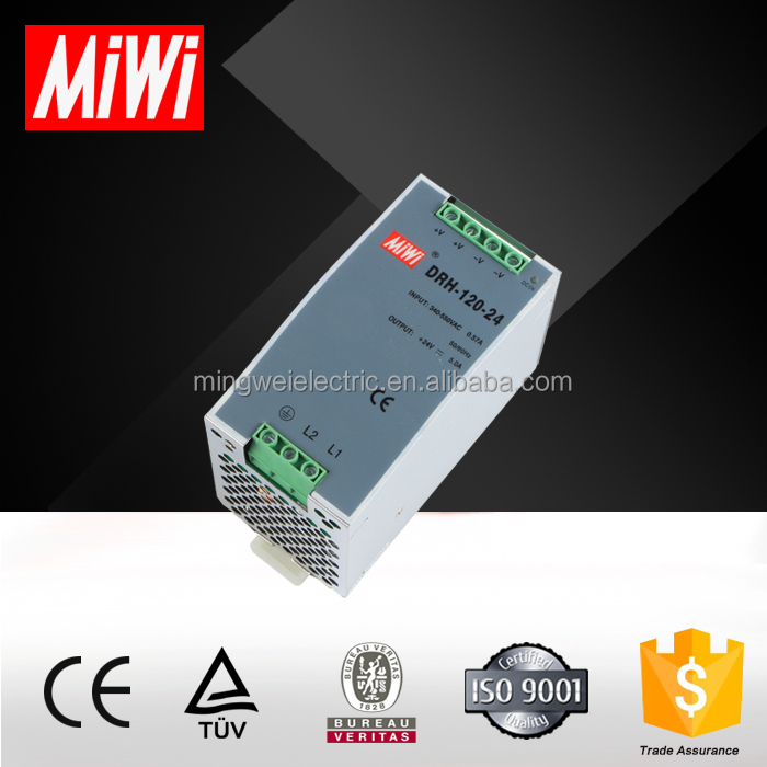 48V AC LED Switching Power Supply Company (DRH-120)