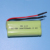 4.8V rechargeable battery customize 2.4v 400mah 1200mah 2000mAh nimh battery pack