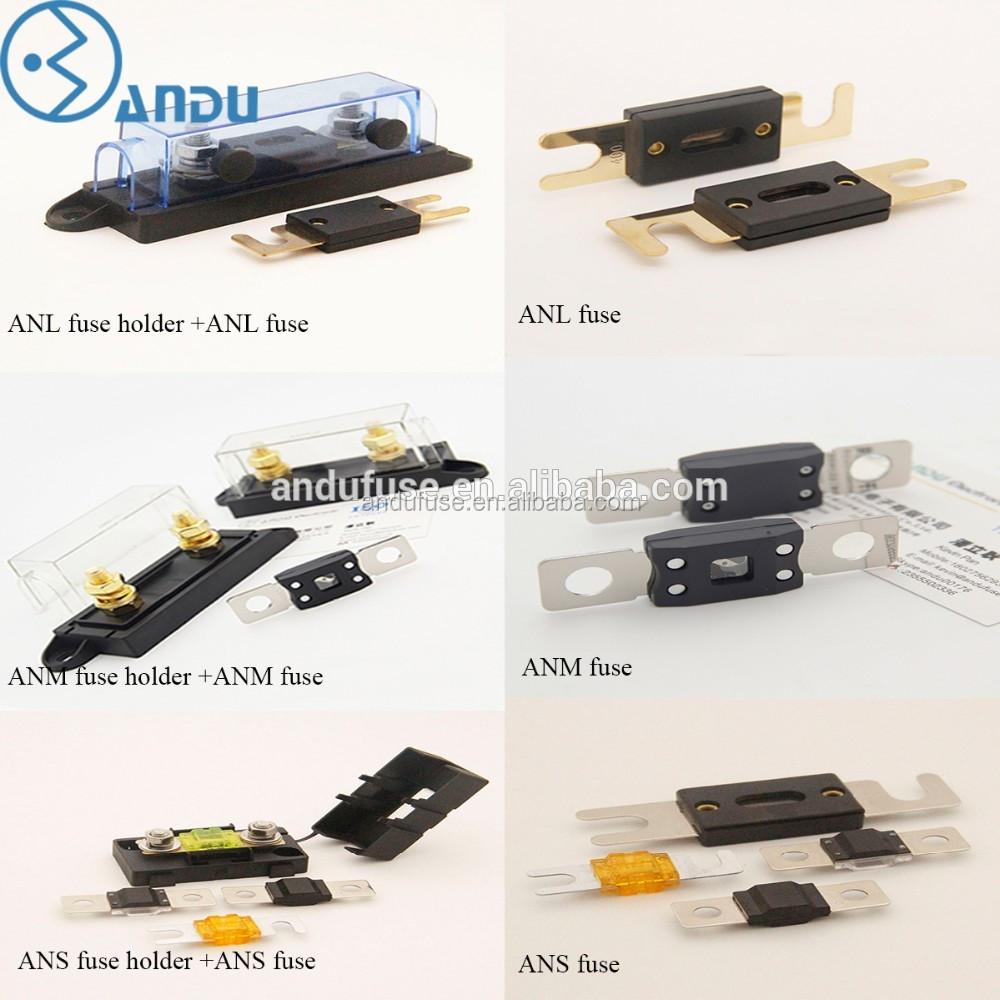 Car Audio Power Distribution Block Fuse Box Buy On