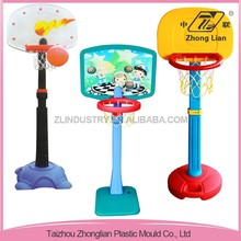 Stable sports furniture school middle size stand basketball toy set for kid