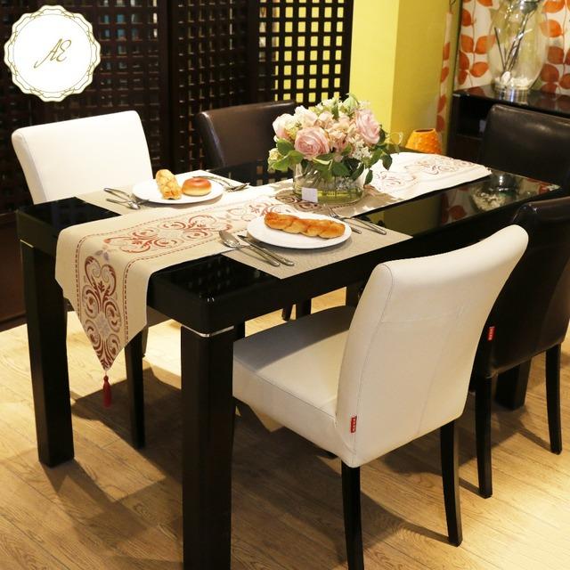 China Designer Table Runner Wholesale Alibaba - Custom dining room table runners