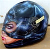 R&D Best-selling Fashion Cheap ECE DOT Flip-Up Daft Punk Helmet for Sale