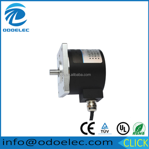 30mm 2000PPR optical sensor incremental rotary encoder