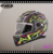 HD DOT motorcycle helmet full face with dual visor HD-09B